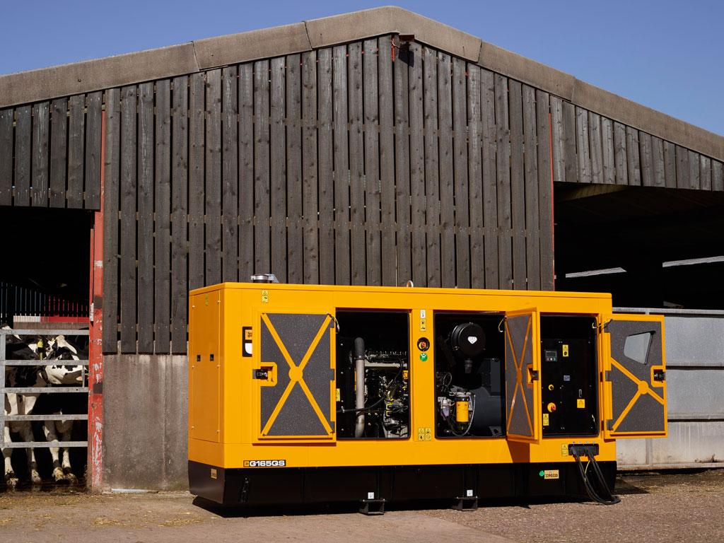 jcb generator sales australia