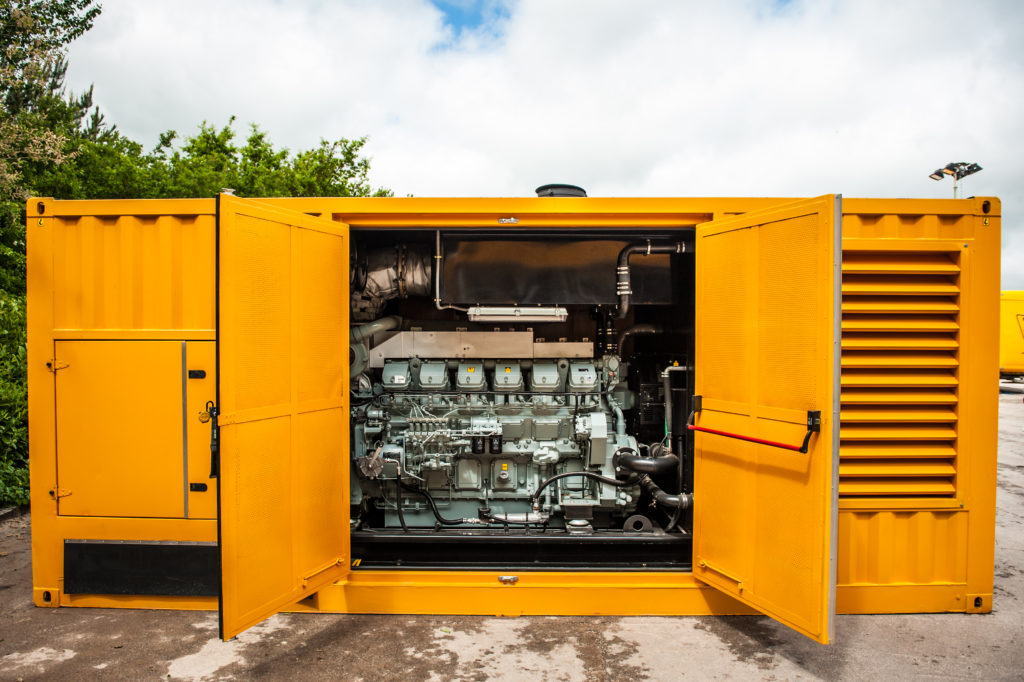 misubishi engine diesel generator for sale australia
