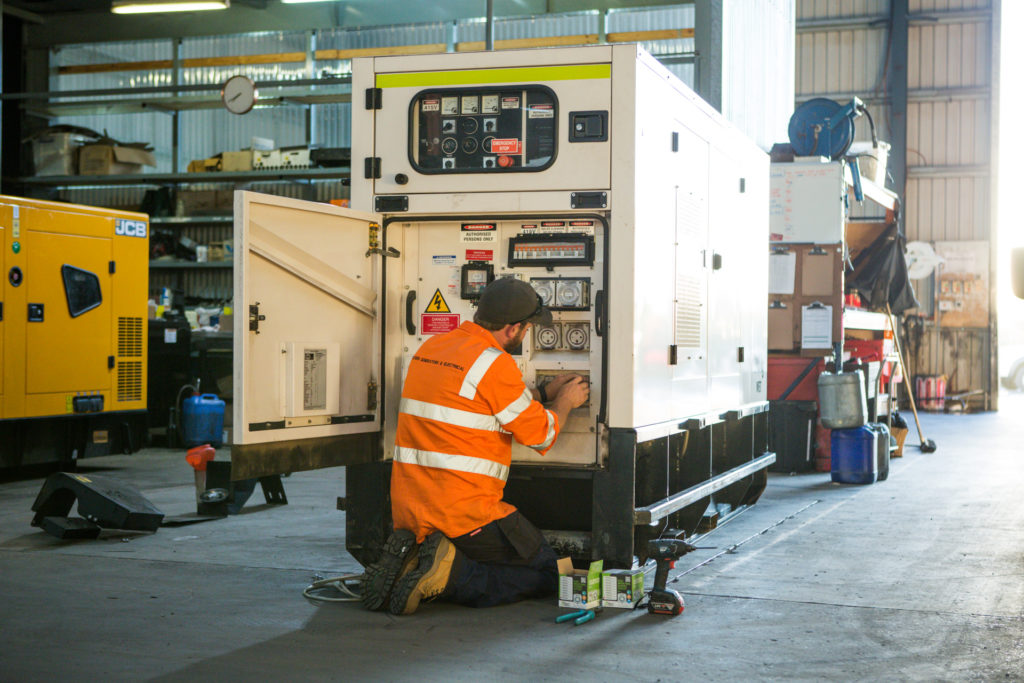 southern generators generator servicing used equipment