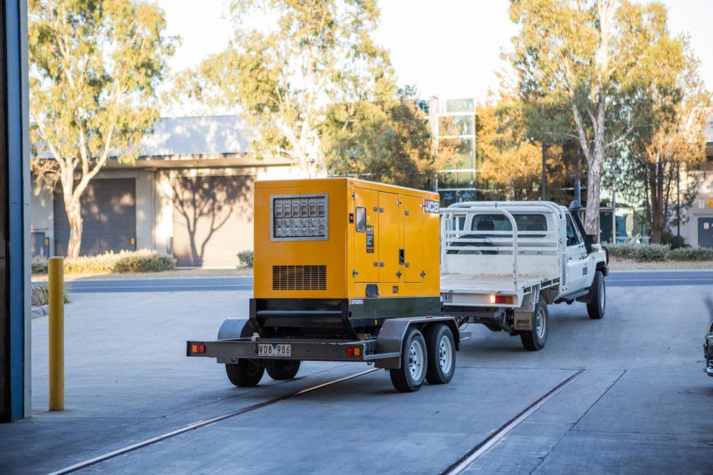 used generator sales australia