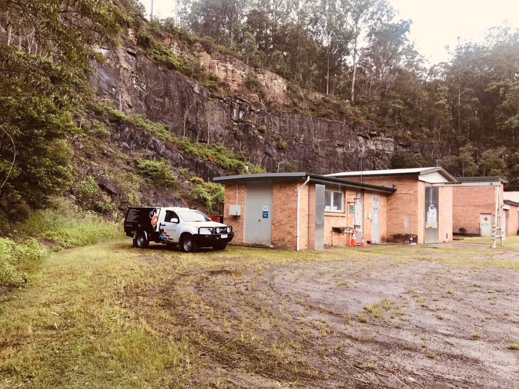 Hunter Valley generator service waterboard Newcastle NSW, Australia.