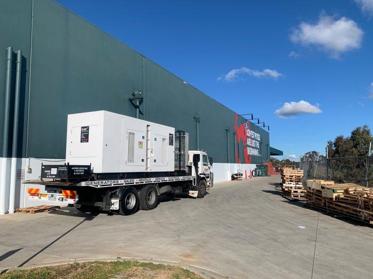 backup generator for hardware store